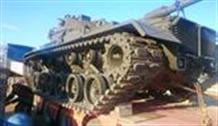Anamur'un Tankı M-60 Patton